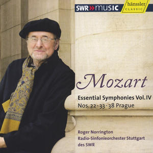 W. A. Mozart, The Essential Symphonies Vol. IV / SWRmusic