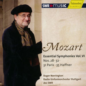 W. A. Mozart, The Essential Symphonies Vol. VI / SWRmusic