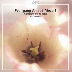 Wolfgang Amadé Mozart Complete Piano Trios / cpo