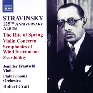 Stravinsky<br />125th Anniversary Album