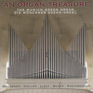 Organ Treasure<br />The Munich Odeon Organ