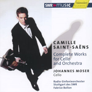 Camille Saint-Saëns, Complete Works for Cello and Orchestra / SWRmusic