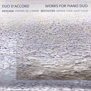 Duo D'Accord<br />Works for Piano Duo
