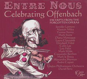 Entre Nous - Celebrating Offenbach
