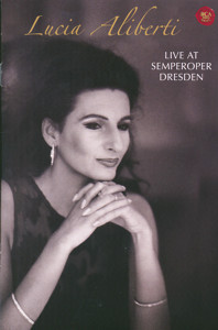 Lucia Aliberti, Live at Semperoper Dresden / RCA