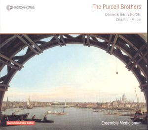 The Purcell Brothers Daniel & Henry Purcell Chamber Music / Christophorus