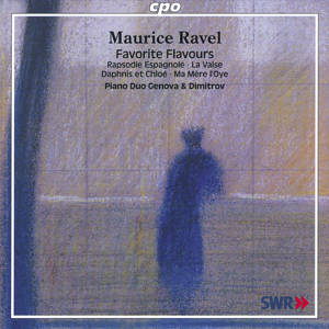 Maurice Ravel Favorite Flavours - Works for Two Pianos / cpo