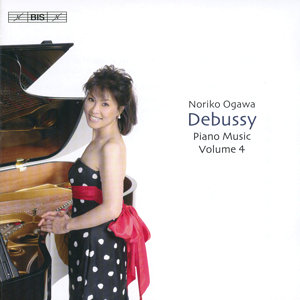 C. Debussy Piano Music Vol. 4 / BIS