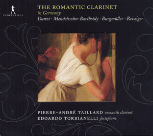 The Romantic Clarinet in Germany / Pan Classics