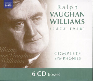 Vaughan Williams – Complete Symphonies / Naxos