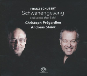 Franz Schubert<br />Schwanengesang and songs after Seidl