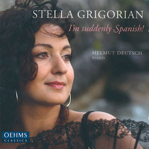 Stella Grigorian, I'm suddenly Spanish! / OehmsClassics