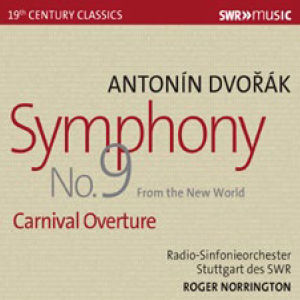 Roger Norrington, Dvořák / SWRmusic