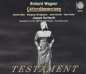 Testament 4 CD SBT4 1433