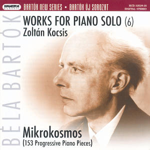 Bartók New Series
