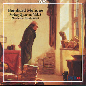 Bernhard Molique<br />String Quartets Vol. 2