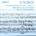 C.P.E. Bach<br />The Complete Keyboard Concertos Vol. 17