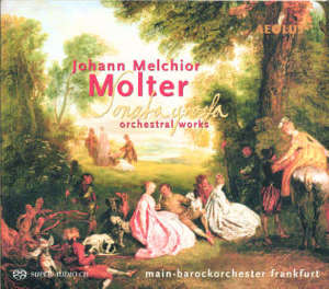 Johann Melchior Molter, Orchestral Works / Aeolus