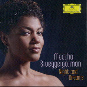 Measha Brueggergosman Night and Dreams / DG