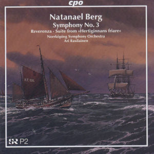 Natanel Berg<br />Symphonic Works Vol. 2
