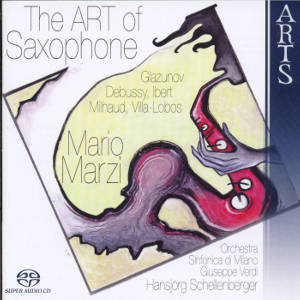 The Art of Saxophone / Arts