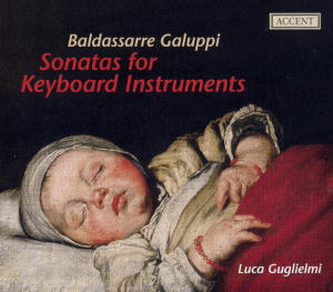 Baldassare Galuppi<br />Sonatas for Keyboard Instruments