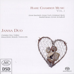 Rare Chamber Music Vol. 1 / Ars Produktion