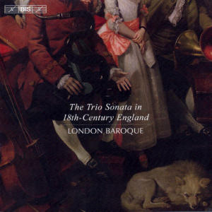 The Trio Sonata in 18th-Century England / BIS