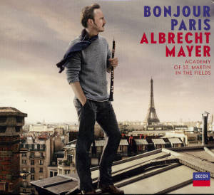 Bonjuour Paris<br />Albrecht Mayer