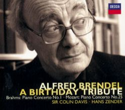 Alfred Brendel A Birthday Tribute / Decca