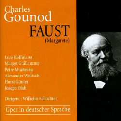 Ch. Gounod: Faust / Relief