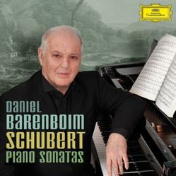 Barenboims Schubert-Sonate-CD, Foto: DG