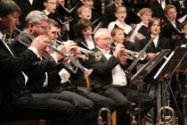 London Brass mit dem Knabenchor Hannover, Foto: Imme Henrike Wolters