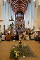 Konzert in der Thomaskirche, Foto: Gert Mothes